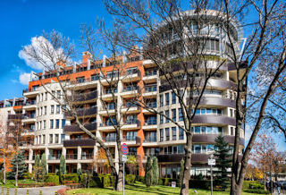 Residential Building facade 6