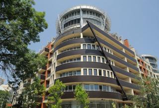 Residential Building facade 1